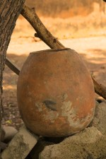 Traditional water pot